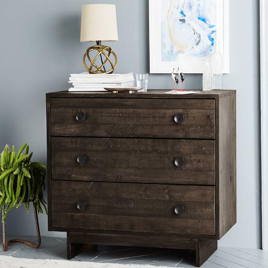 Emmerson™ Reclaimed Wood 3-Drawer Dresser