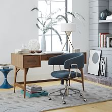 all office west elm century office equipment