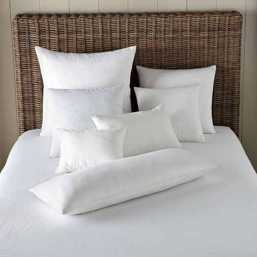 decorative pillow inserts west elm. Black Bedroom Furniture Sets. Home Design Ideas