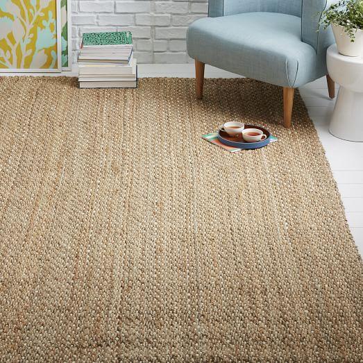dotted jute rug natural ivory west elm. Black Bedroom Furniture Sets. Home Design Ideas