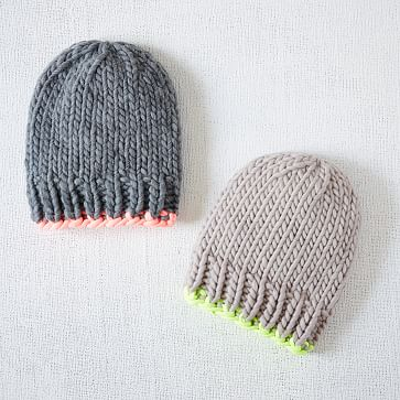 Wool and the gang beanie west elm - Gang and the wool ...