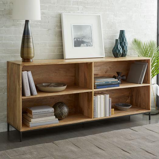 Industrial Modular Bookcase West Elm