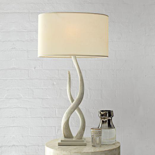 source kudu table lamp west elm. Black Bedroom Furniture Sets. Home Design Ideas
