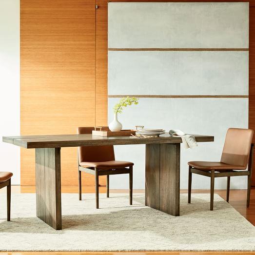 hayden dining table west elm. Black Bedroom Furniture Sets. Home Design Ideas