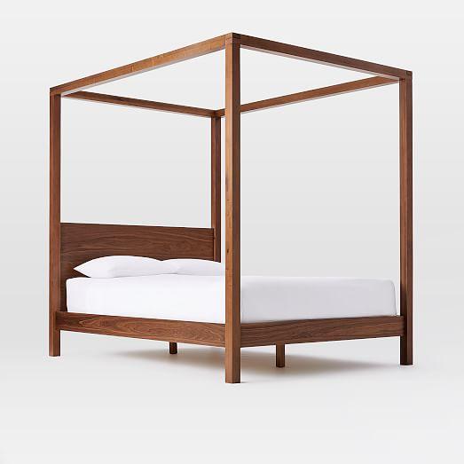 Sawyer Canopy Bed west elm : sawyer bed 2 c from www.westelm.com size 523 x 523 jpeg 18kB