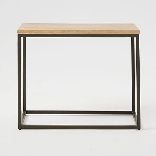 West Elm Box Frame Coffee Table Images Slim