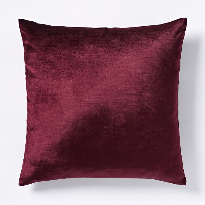 berry pillow