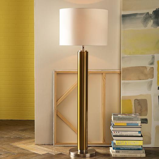 Pillar Floor Lamp West Elm