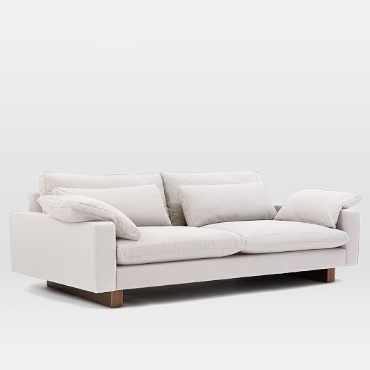 harmony sofa 92 west elm