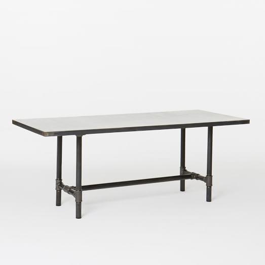 Design Workshop Metal Top Table, 78