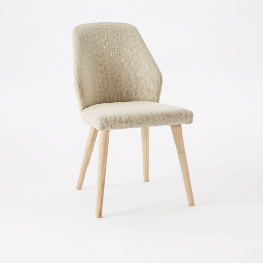 Crawford Upholstered Dining Chair : west elm