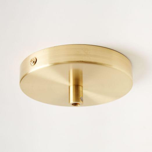 Conversion Kit, Antique Brass