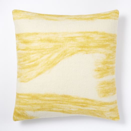 Felt Ikat Pillow Cover, 20