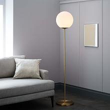 Globe Floor Lamps: Quicklook · Globe Floor Lamp,Lighting
