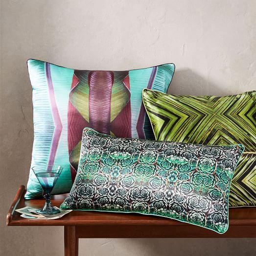 kate mckenna pillow covers west elm. Black Bedroom Furniture Sets. Home Design Ideas