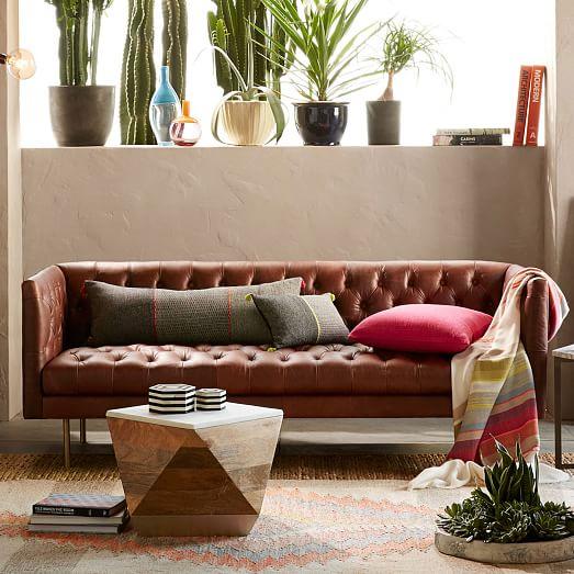 roar rabbit layered rectangle drum west elm. Black Bedroom Furniture Sets. Home Design Ideas