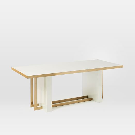 Whitney Dining Table West Elm