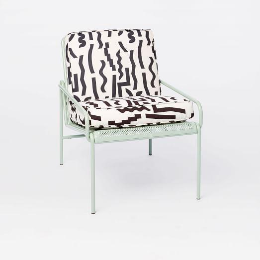 Eric Trine Dusen Dusen Outdoor Lounge Chair