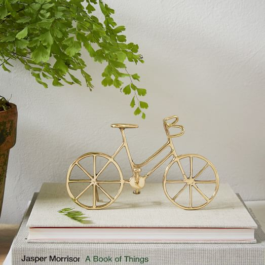 Bicycle Object, Brass