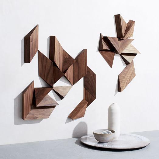 makgoods Modular Wall Art, 24 Piece