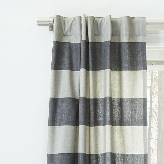 curtain orange bold teal white remarkable stripe panels curtains and