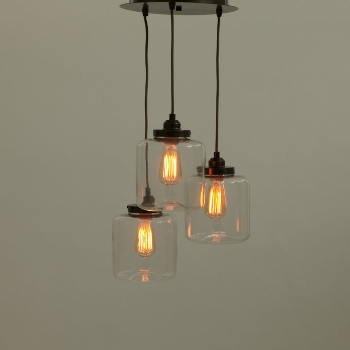 Diy Mason Jar Chandelier Here Is Another Cool And Easy To