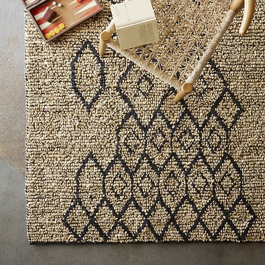 If You Love The Look, Consider Getting A Custom Jute Rug For Your Home. Jute  Rugs Can Be Customized Down To The Weave As Well As The Size, And