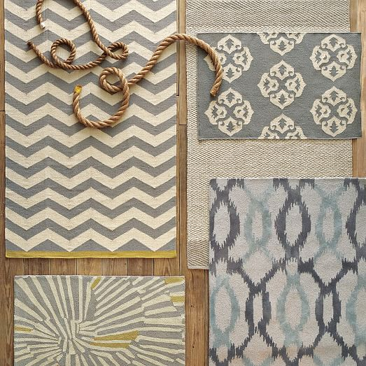 Western Area Rugs Flat Weave National Geographic Home Collection Wool