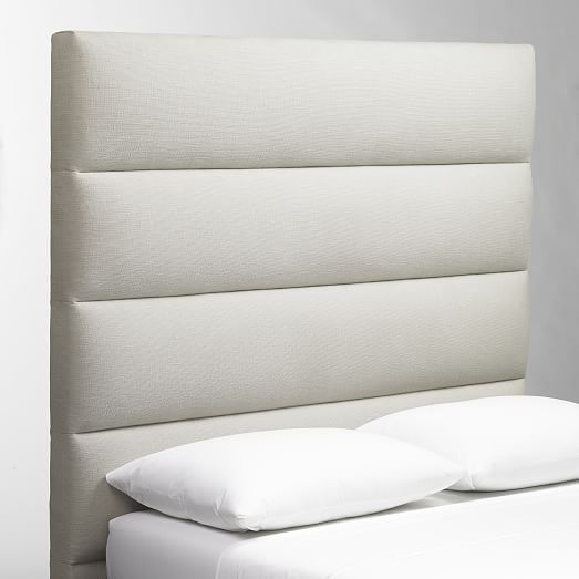 Panel-Tufted Headboard