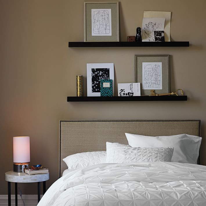Deep Picture Ledge West Elm With Ikea Picture Ledge. Nice Design