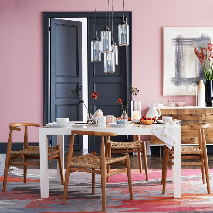 Parsons Dining Table Rectangle West Elm Tables