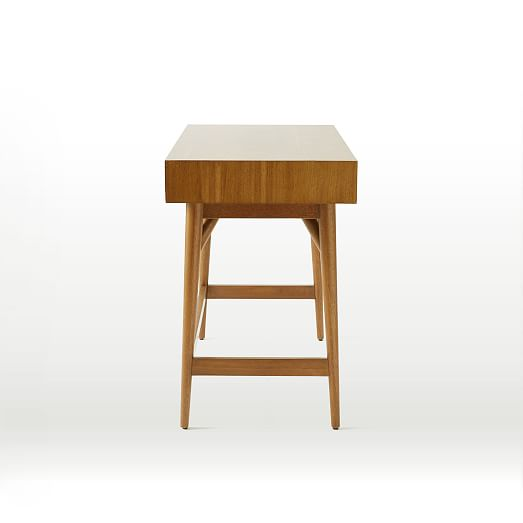 Mid Century Mini Desk Acorn West Elm