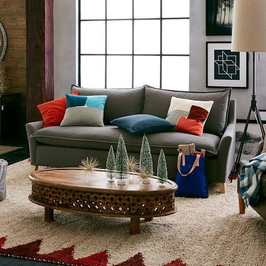 bliss sleeper sofa west elm. Black Bedroom Furniture Sets. Home Design Ideas