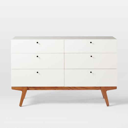 Modern 6-Drawer Dresser   west elm