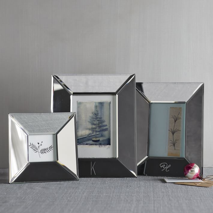 mirrored frames west elm