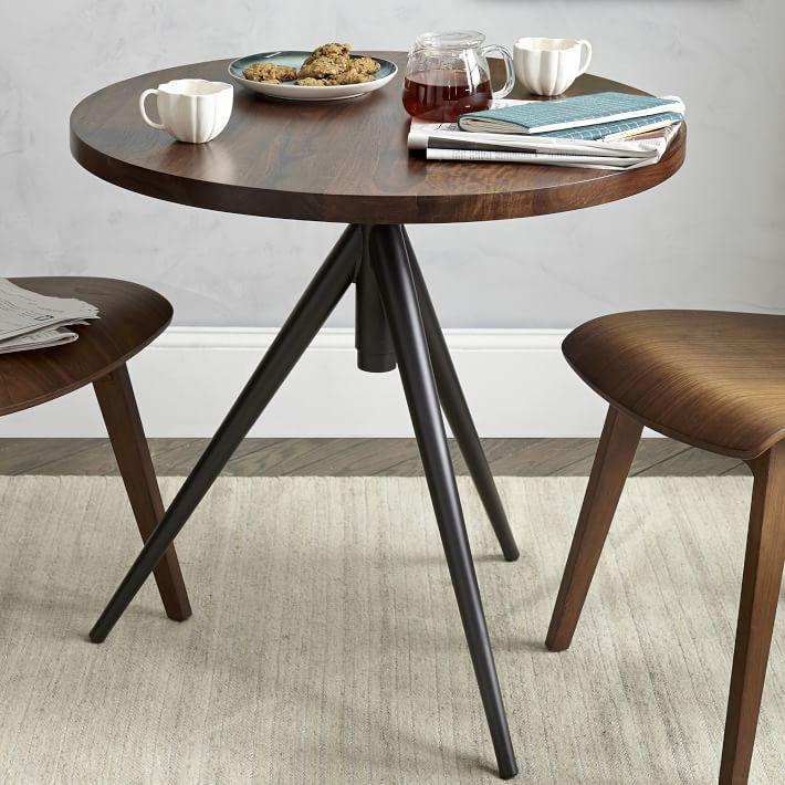 Round Table Adjule Height Sesigncorp