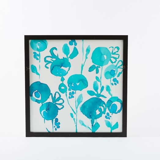 Floral Wall Art, Ranunculus