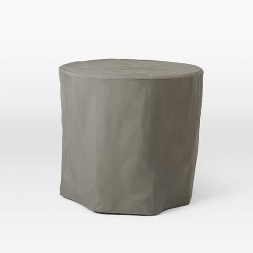 Outdoor Bistro Table Cover, Slate