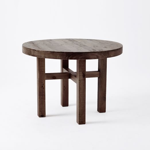 Emmerson Round Dining Table, Chestnut
