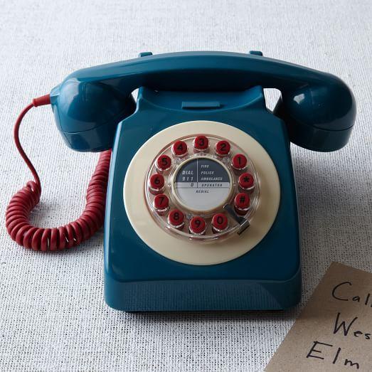 746 Blue Phone