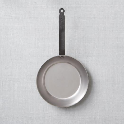 WE Market Carbon Steel de Buyer Frying Pan, 10