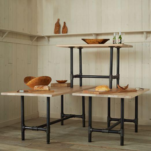 Design Workshop Wood Top Table, 78