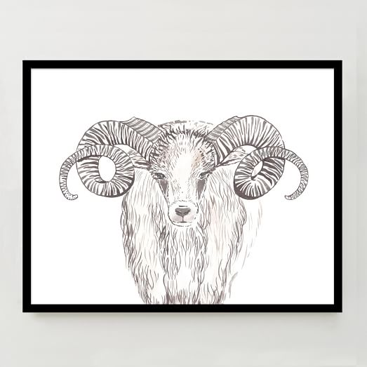 WE Print Collection, Ram