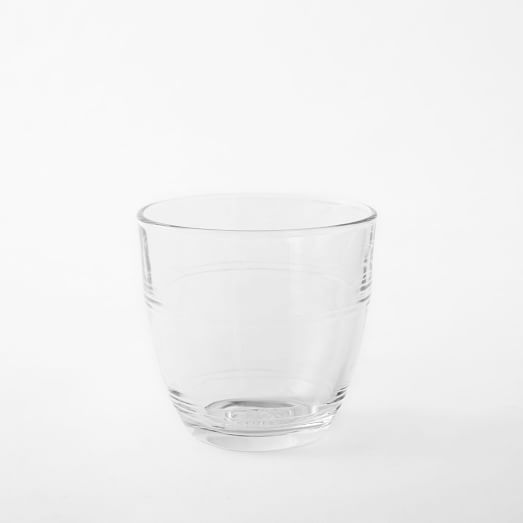 Duralex Glassware Tumbler, Medium, Set of 6