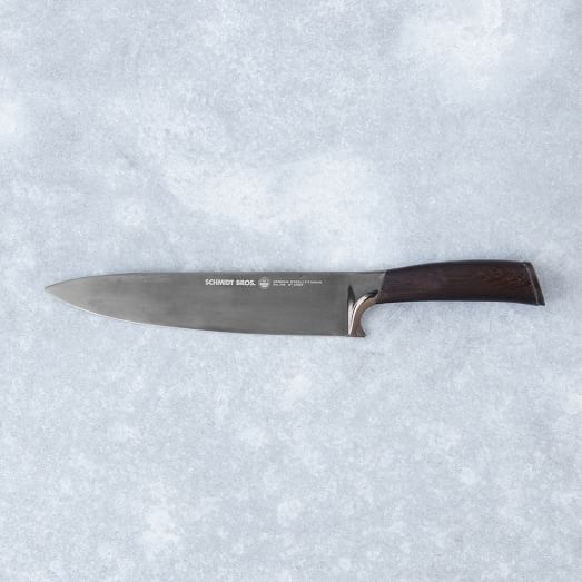 Schmidt Brothers Titanium Cutlery, Chef Knife