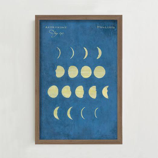 Framed Print, Plate LXXVII, 17