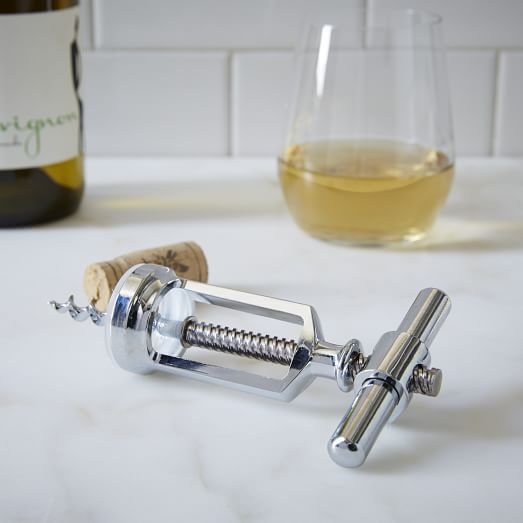 Bodega stainless steel wine opener