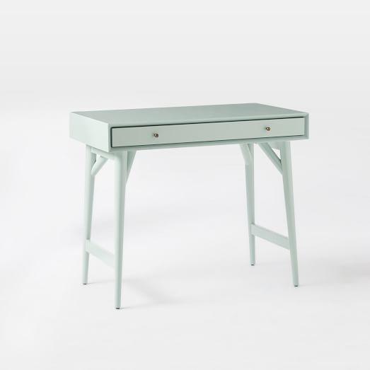 Mid-Century Mini Desk, Oregano