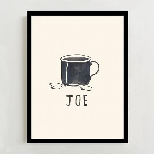 WE Print Collection, Joe