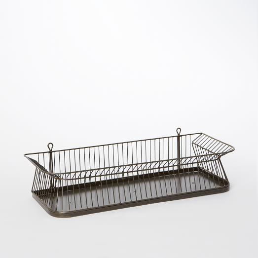 Window Box, Wire Shape, Holds 8